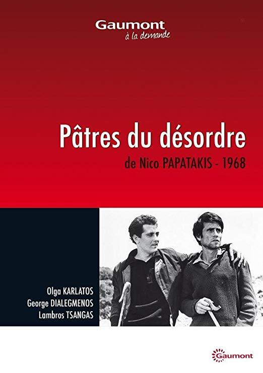 PATRES DU DESORDRE (DVD)