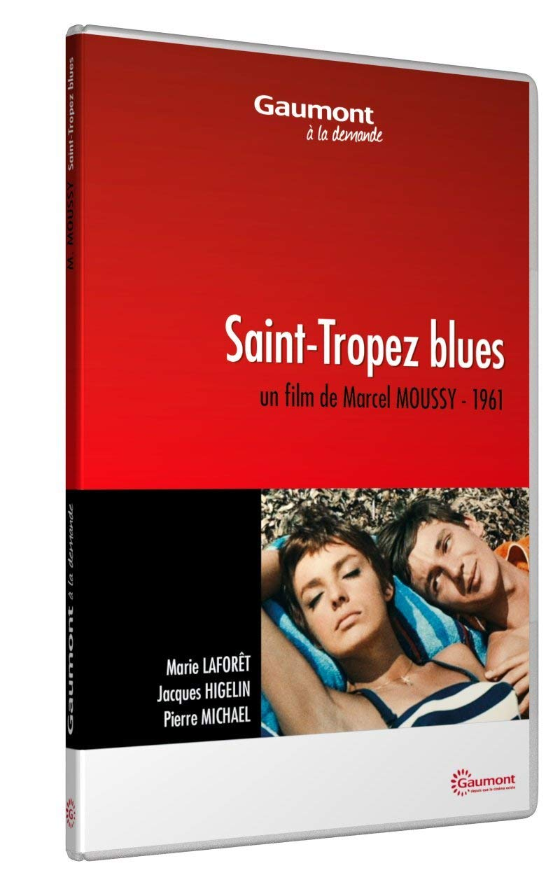 SAINT-TROPEZ BLUES (DVD)