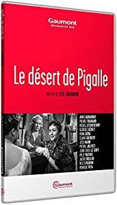 LE DE'SERT DE PIGALLE (DVD)