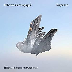 CACCIAPAGLIA ROBERTO - DIAPASON (CD)