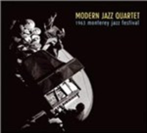 1963 MONTEREY JAZZ FESTIVAL (CD)