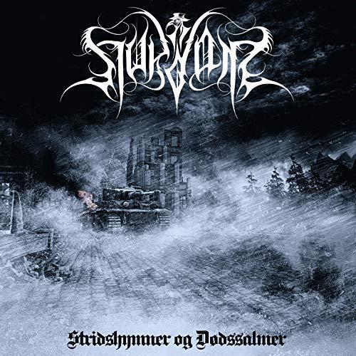 SJUKDOM - STRIDSHYMNER OG DDSSALMER (CD)