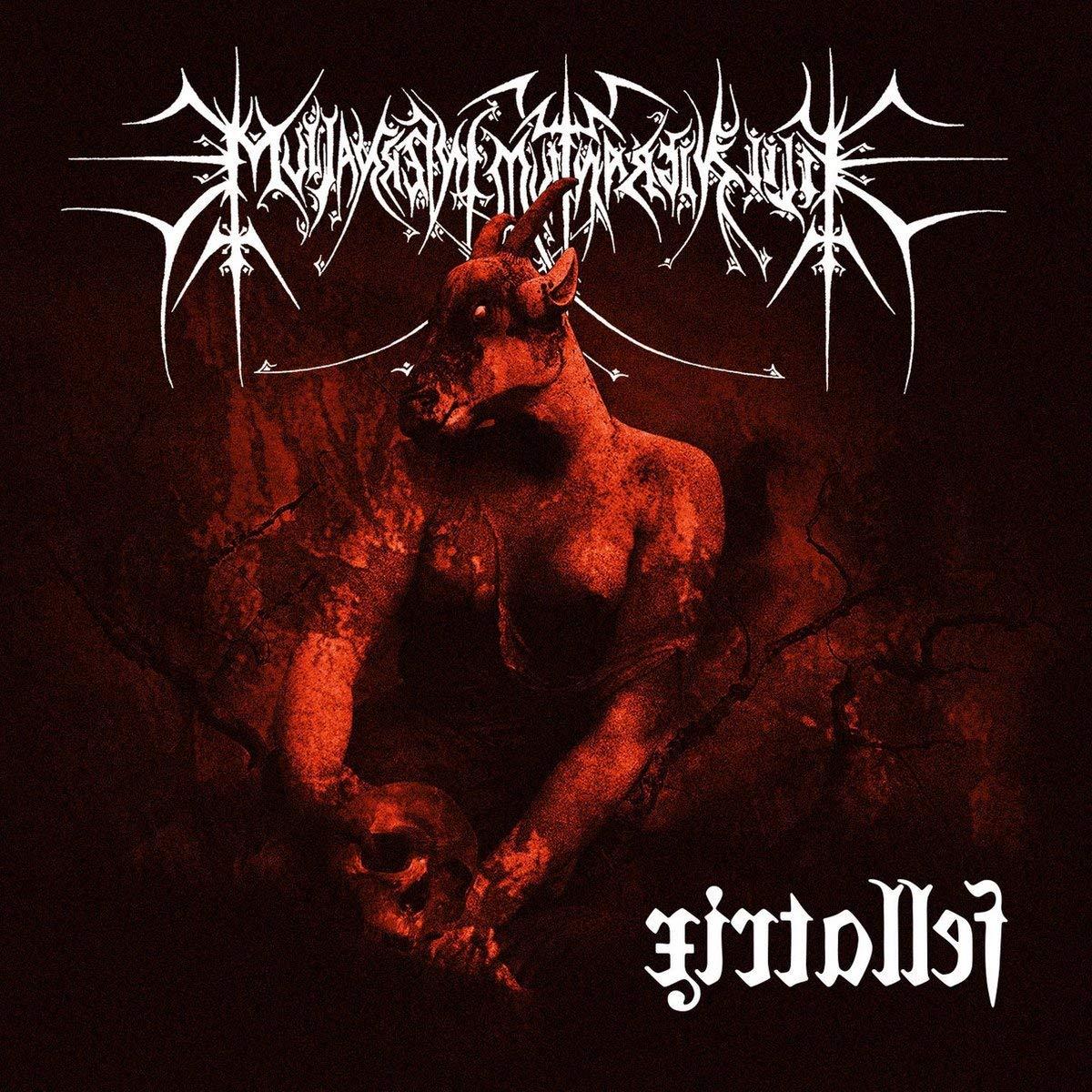 FILII NIGRANTIUM INFERNALIUM - FELLATRIX (CD)