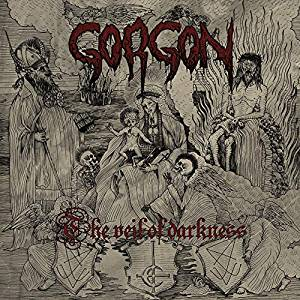 GORGON - THE VEIL OF DARKNESS (CD)