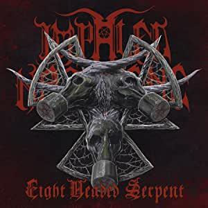 IMPALED NAZARENE - EIGHT HEADED SERPENT (CD)
