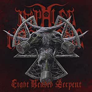 IMPALED NAZARENE - EIGHT HEADED SERPENT (LIMITED EDITION WITH BO
