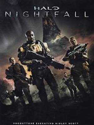 HALO - NIGHTFALL (DVD)