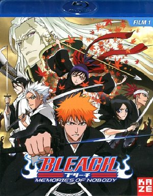 BLEACH -MEMORIES OF NOBODY THE MOVIE BLU-RAY