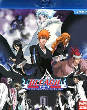 BLEACH - THE DIAMOND DUST REBELLION - THE MOVIE 2 (BLU-RAY)
