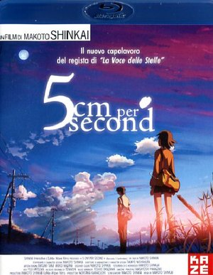 5 CM PER SECOND (BLU-RAY) - DISO.18.01.17