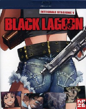 BLACK LAGOON - STAGIONE 01 (2 BLU-RAY)