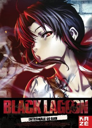 BLACK LAGOON - OAV BOX (BLU-RAY)