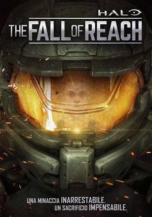HALO - THE FALL OF REACH (BLU RAY)