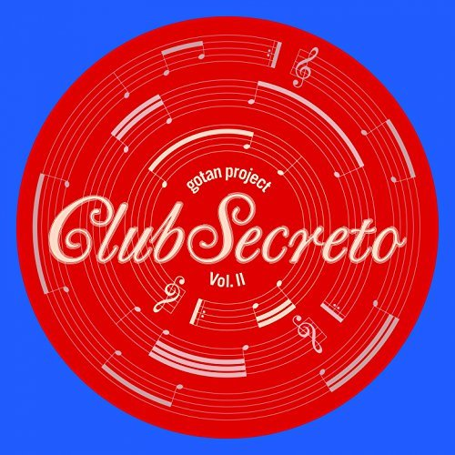 GOTAN PROJECT - CLUB SECRETO, VOL. 2 (CD)