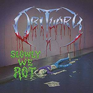 OBTUARY - SLOWLY WE ROT (CD)
