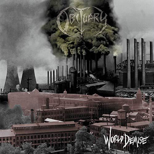 OBITUARY - WORLD DEMISE (CD)