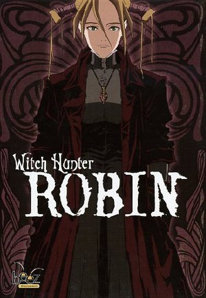 COF.WITCH HUNTER ROBIN BOX SET 01 (3 DVD) (DVD)