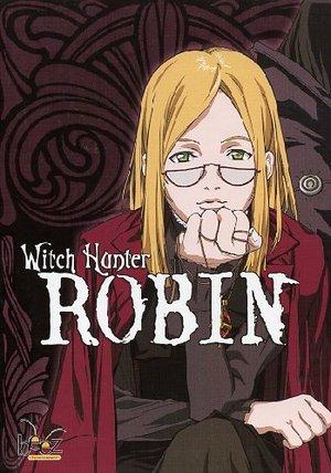 COF.WITCH HUNTER ROBIN BOX SET 02 (3 DVD (DVD)