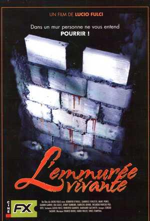 SETTE NOTE IN NERO / L'EMMUREE VIVANTE (IMPORT) (DVD)