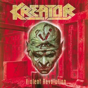 VIOLENT REVOLUTION (CD)