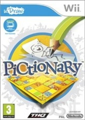 PICTIONARY WII