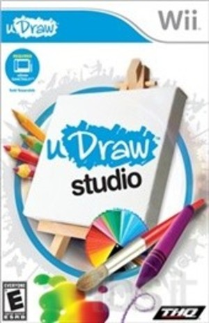 UDRAW STUDIO STUDIO TABLET WII