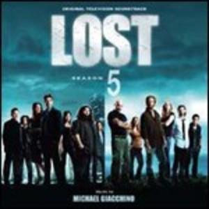 LOST 5 BY MICHAEL GIACCHINO (CD)