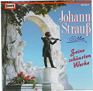 JOHANN STRAU SEINE SCHNSTEN WERKE (CD)