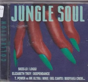 JUNGLE SOUL COLLECTION (CD)
