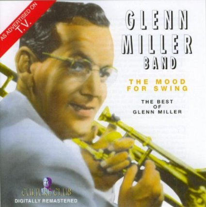 GLENN MILLER - THE MOOD FOR SWING (CD)