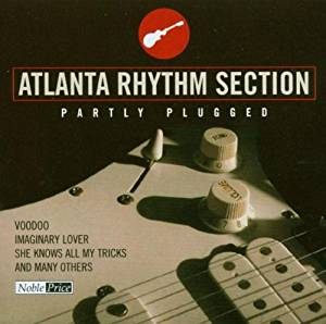 ATLANTA RHYTHM SECTION - PARTLY PLUGGED (CD)