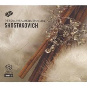 SHOSTAKOVICH: SYMPHONY NO. 5 SACD BY ROYAL PHILHARMONIC ORCHEST