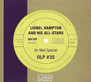 LIONEL HAMPTON - AIR MAIL SPECIAL (CD)