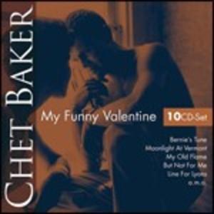 CHET BAKER -10CD (CD)
