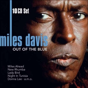 MILES DAVIS OUT OF THE BLUE -10CD (CD)