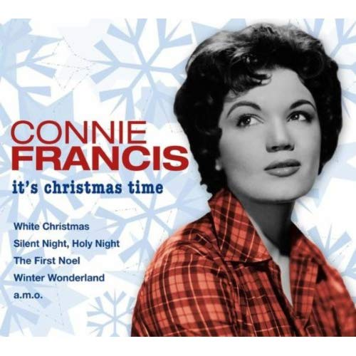 CONNIE FRANCIS - IT'S CHRISTMAS TIME (CD)