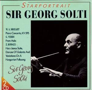 SIR GEORG SOLTI - STARPORTRAIT (CD)