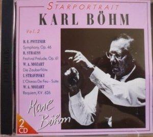 KARL BOHM - STARPORTRAIT VOL.2 -2CD (CD)