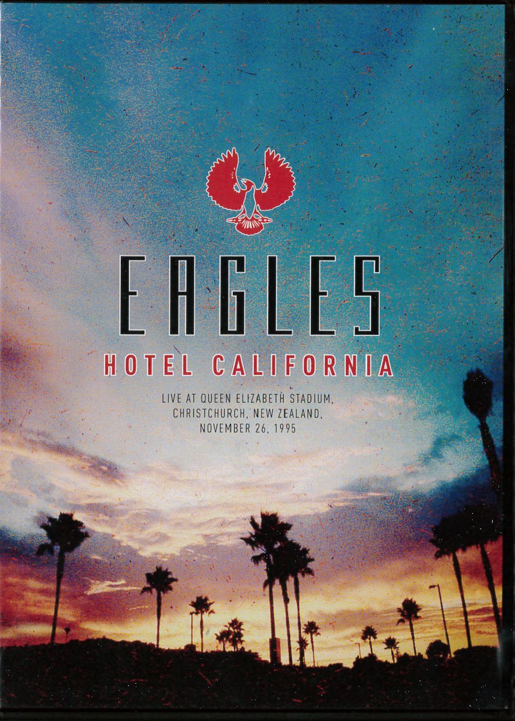 EAGLES - HOTEL CALIFORNIA (DVD)