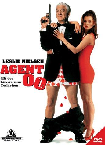 AGENT 00 - MIT DER LIZENZ ZUM (DVD)
