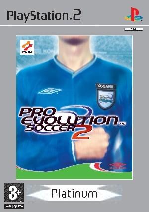 PRO EVOLUTION SOCCER 2 PLATINUM PS2