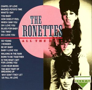RONETTES - ALL THE HITS (CD)