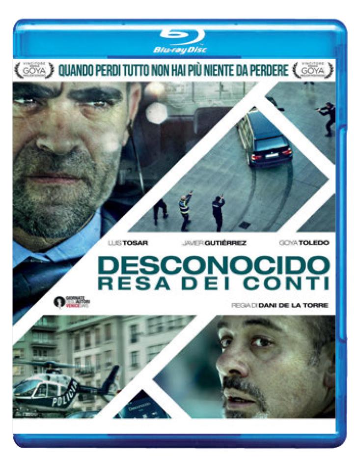 DESCONOCIDO - RESA DEI CONTI - BLU RAY