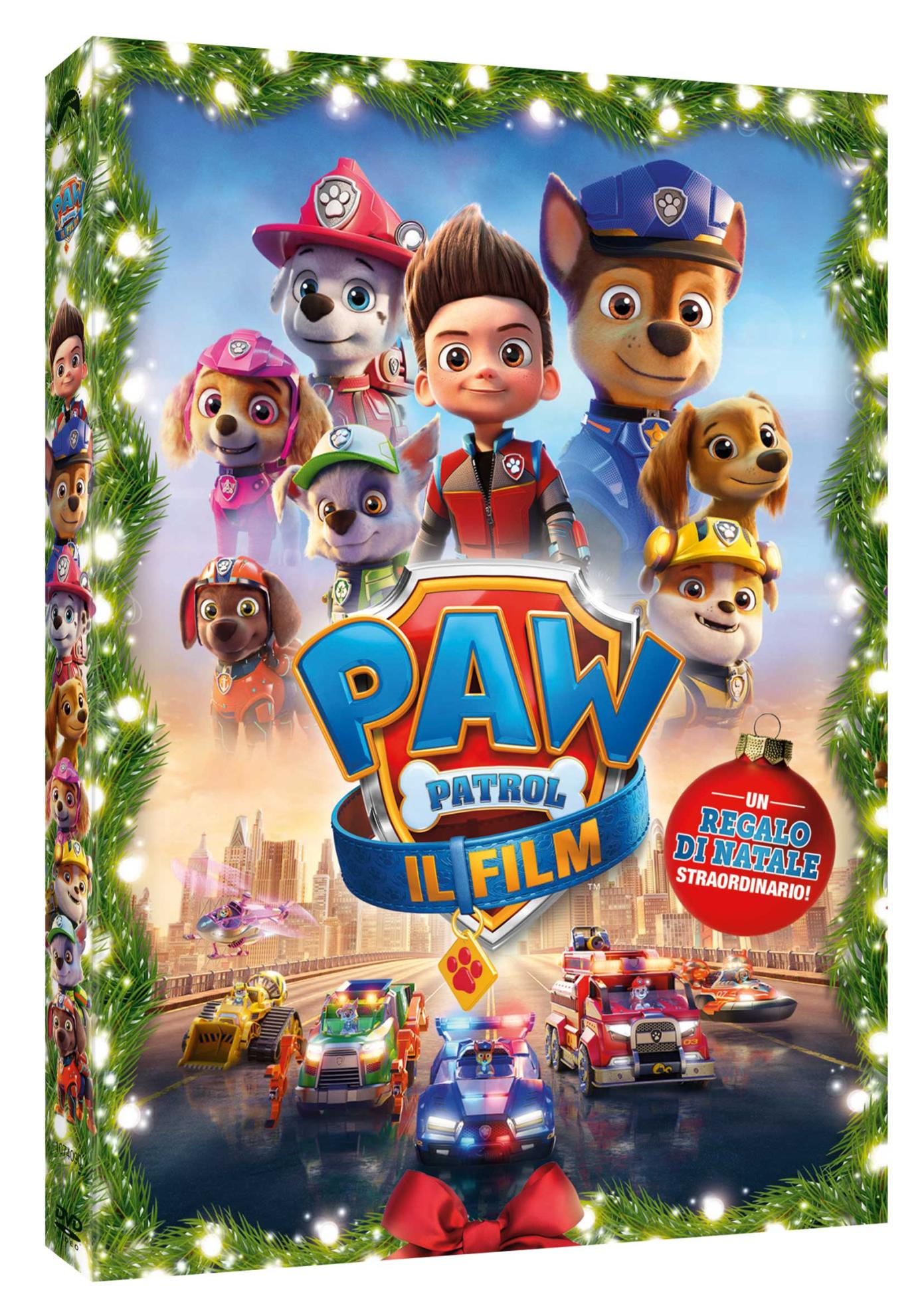 PAW PATROL - IL FILM (DVD)