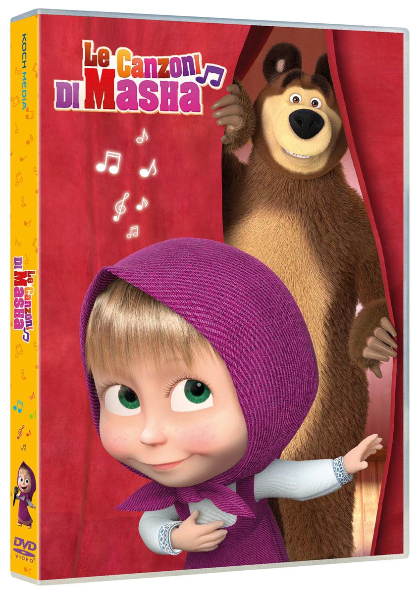 MASHA E ORSO - LE CANZONI DI MASHA (DVD)