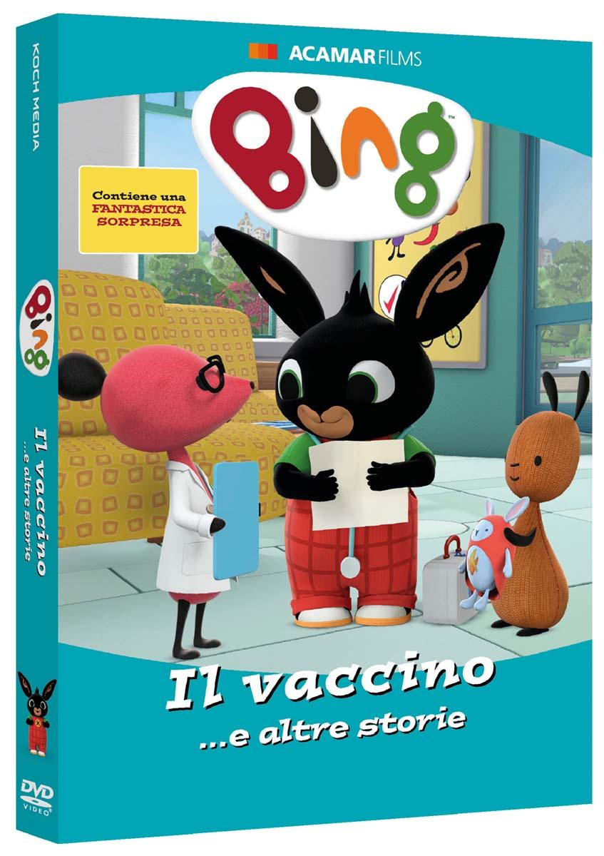 BING - IL VACCINO E ALTRE STORIE - DVD CON SORPRESA ( DVD) (DVD)
