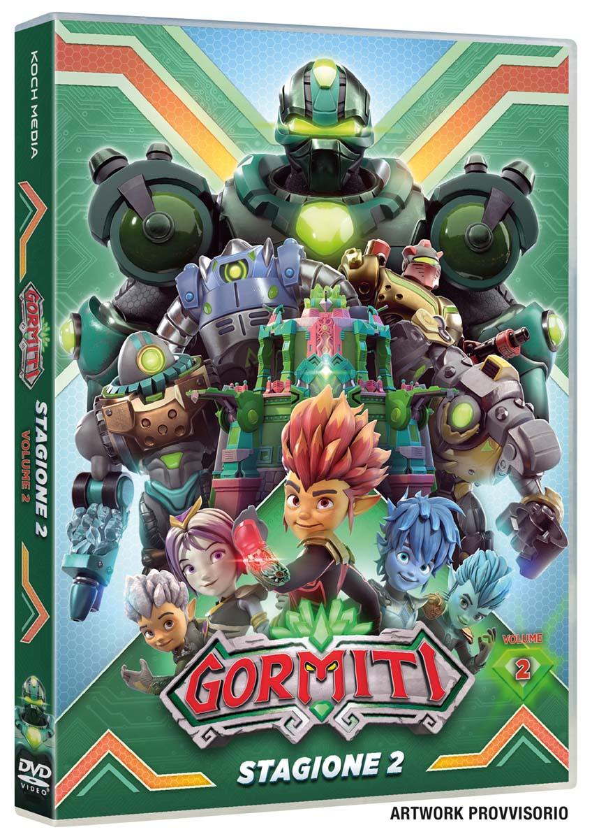 GORMITI - STAGIONE 02 #02 (DVD)