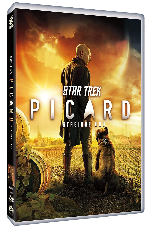 COF.STAR TREK PICARD - STAGIONE 01 (4 DVD) (DVD)
