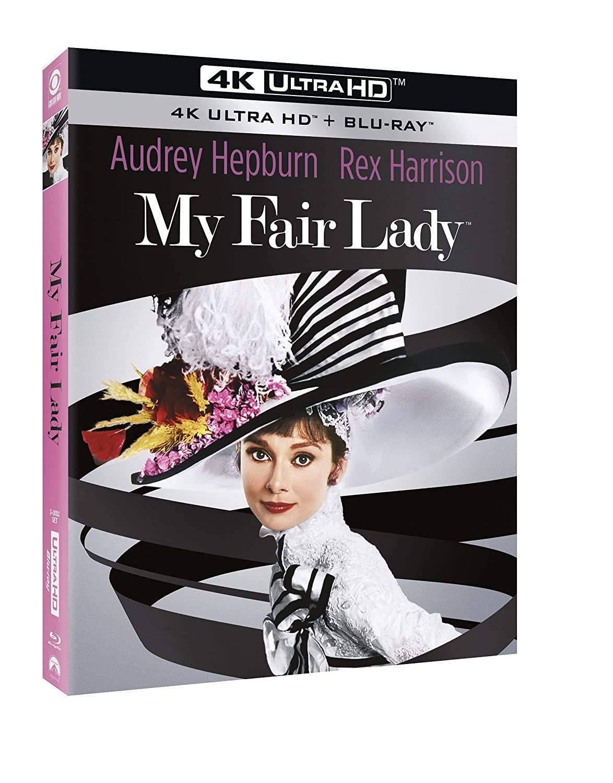 MY FAIR LADY (BLU-RAY UHD+BLU-RAY)