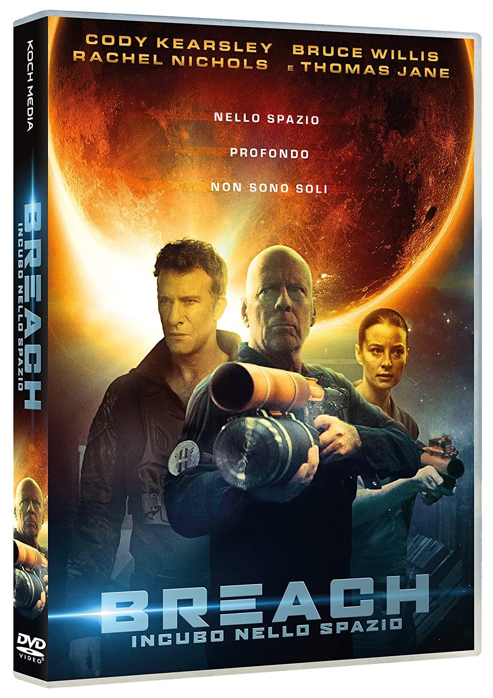 BREACH - INCUBO NELLO SPAZIO (DVD)